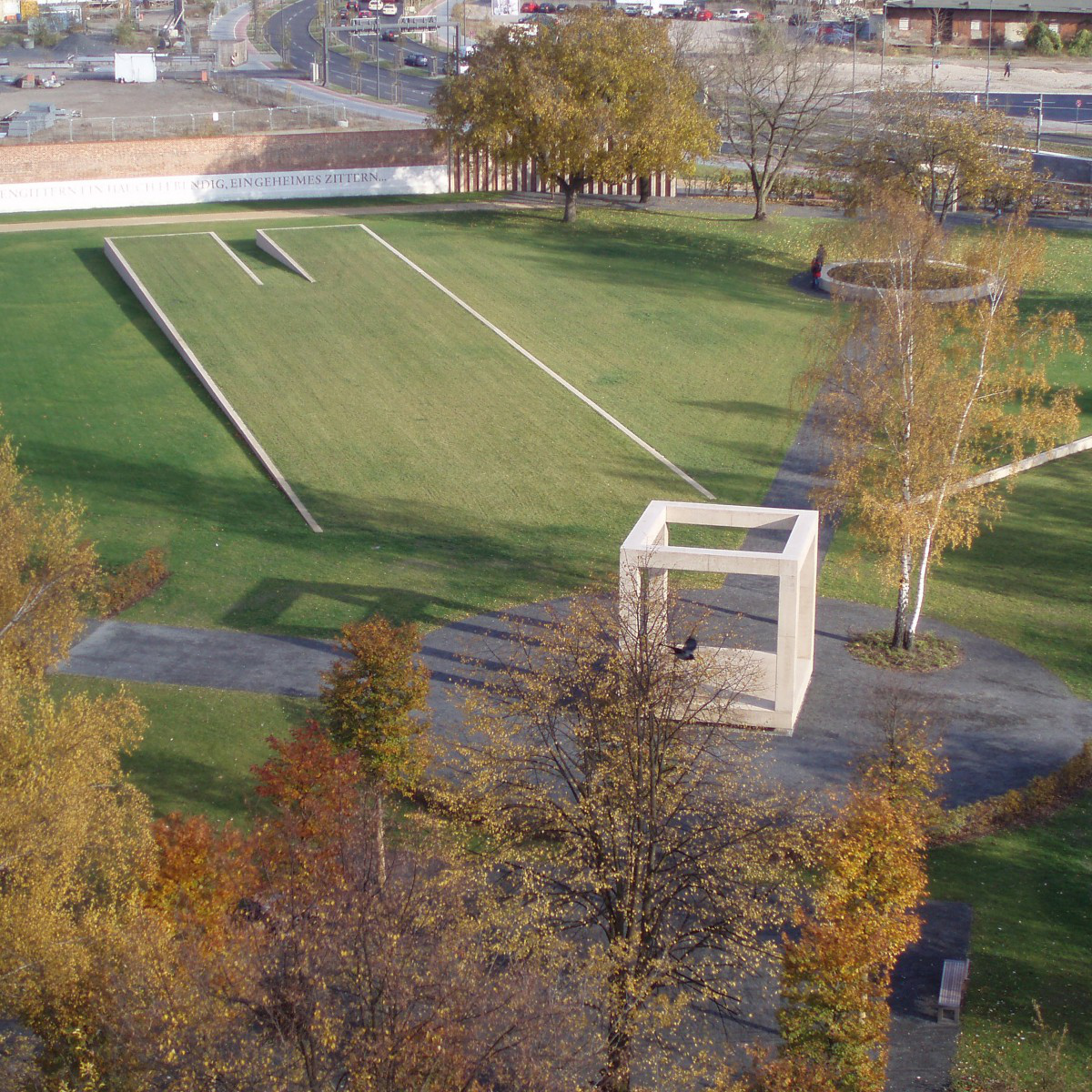 Prison History park and memorial