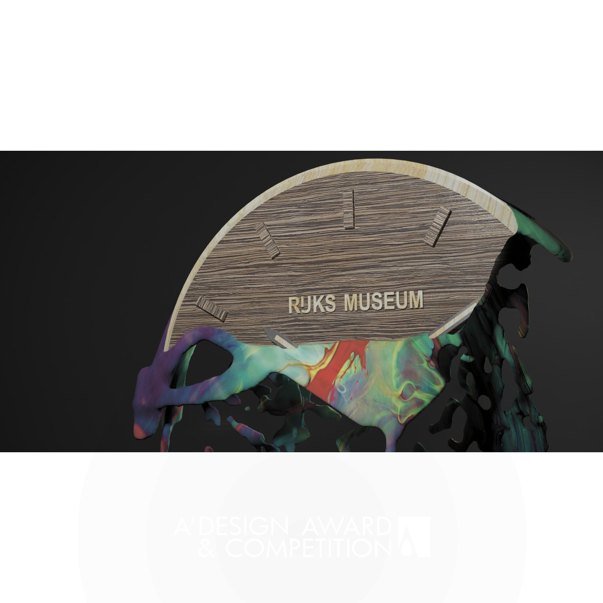 Museum of Time 3D animation