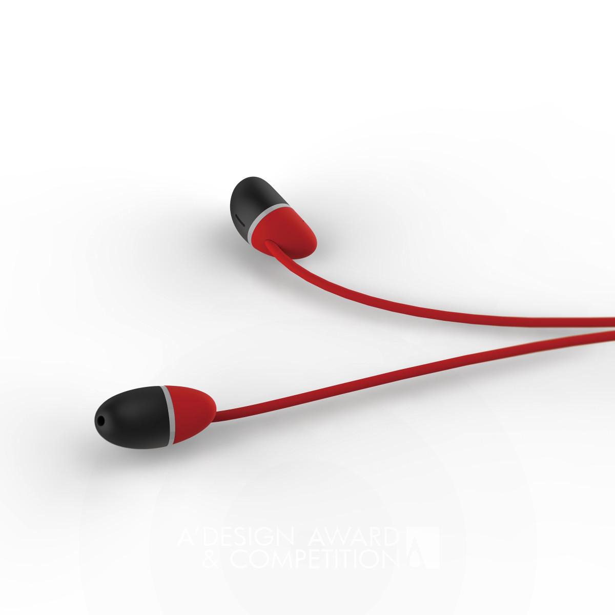 earBeans Earphones for Best Comfort