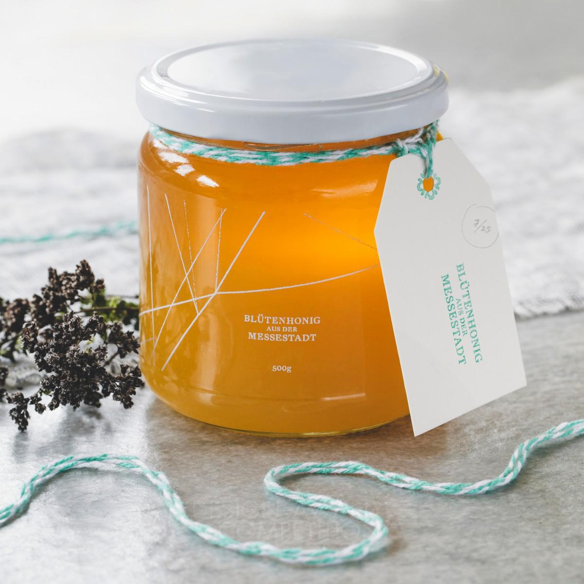 Honey of the Messestadt Packaging