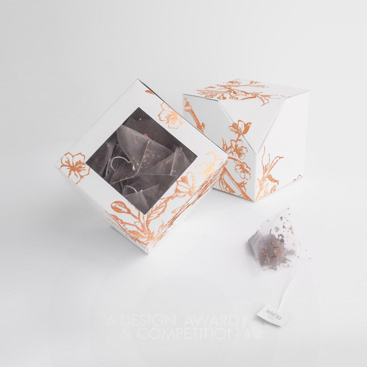 Notch Tea Packaging