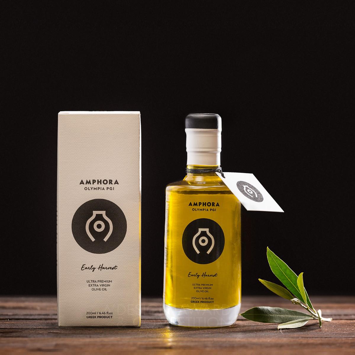 Amphora Olympia Extra Virgin Olive Oil