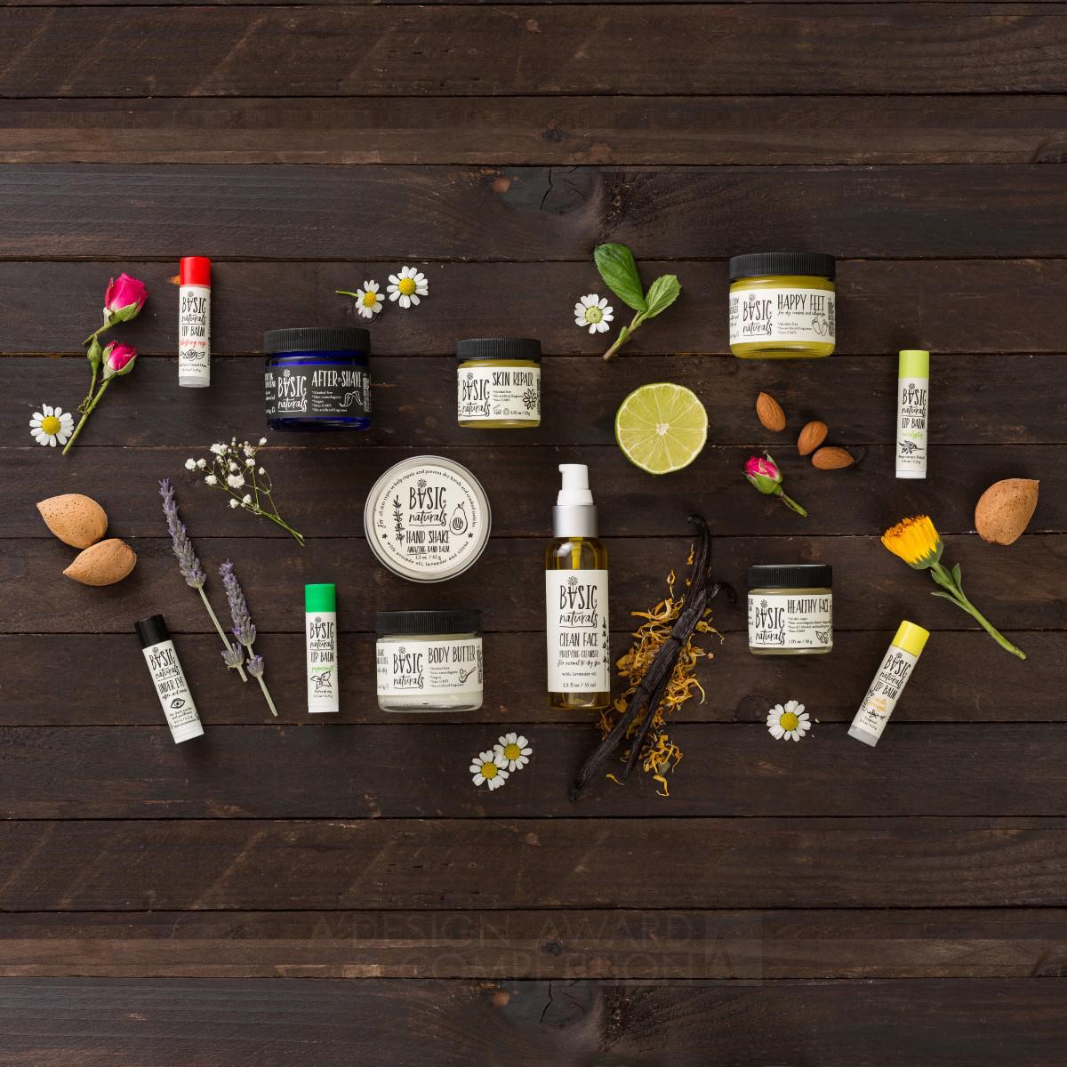 Basic Naturals Natural Cosmetics