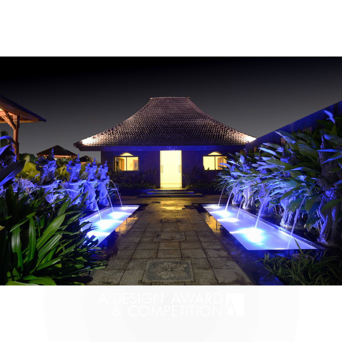 Surga Tropis Club House and Landscaping
