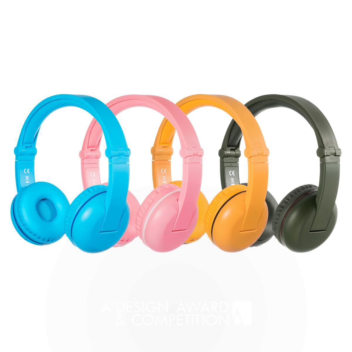 BuddyPhones PLAY Wireless Headphones