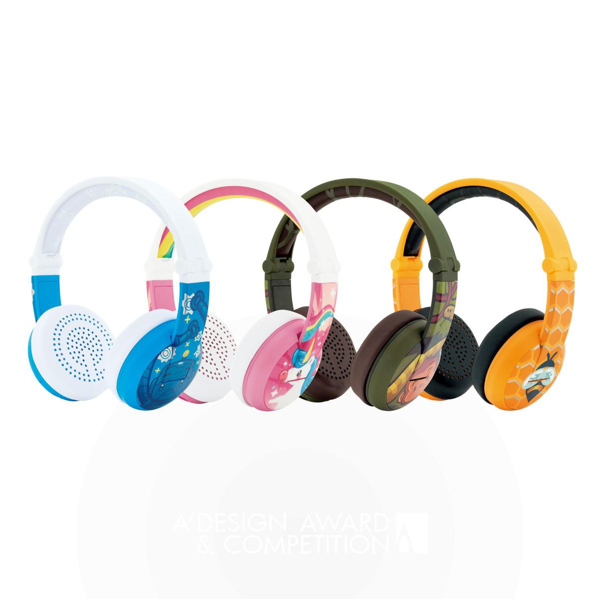 BuddyPhones Wave Wireless Headphones