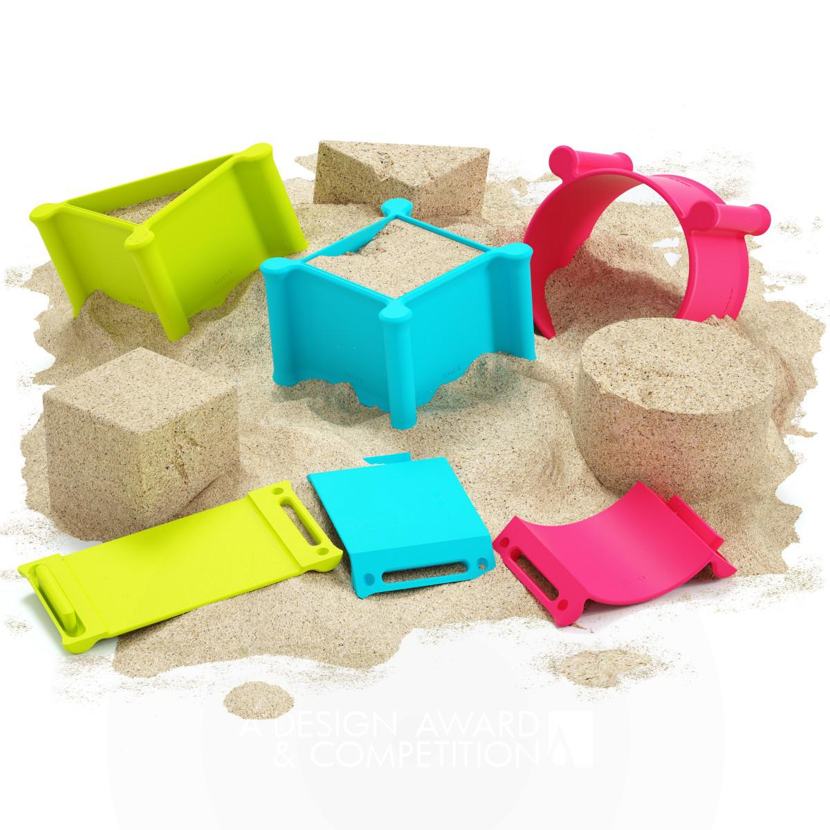 Kebrick Sand construction set