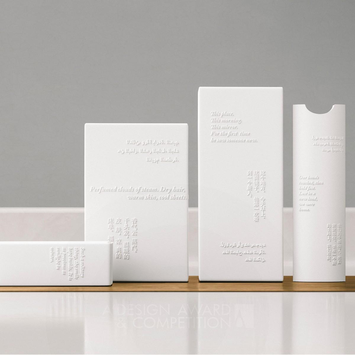 Poetic Hotel Packaging