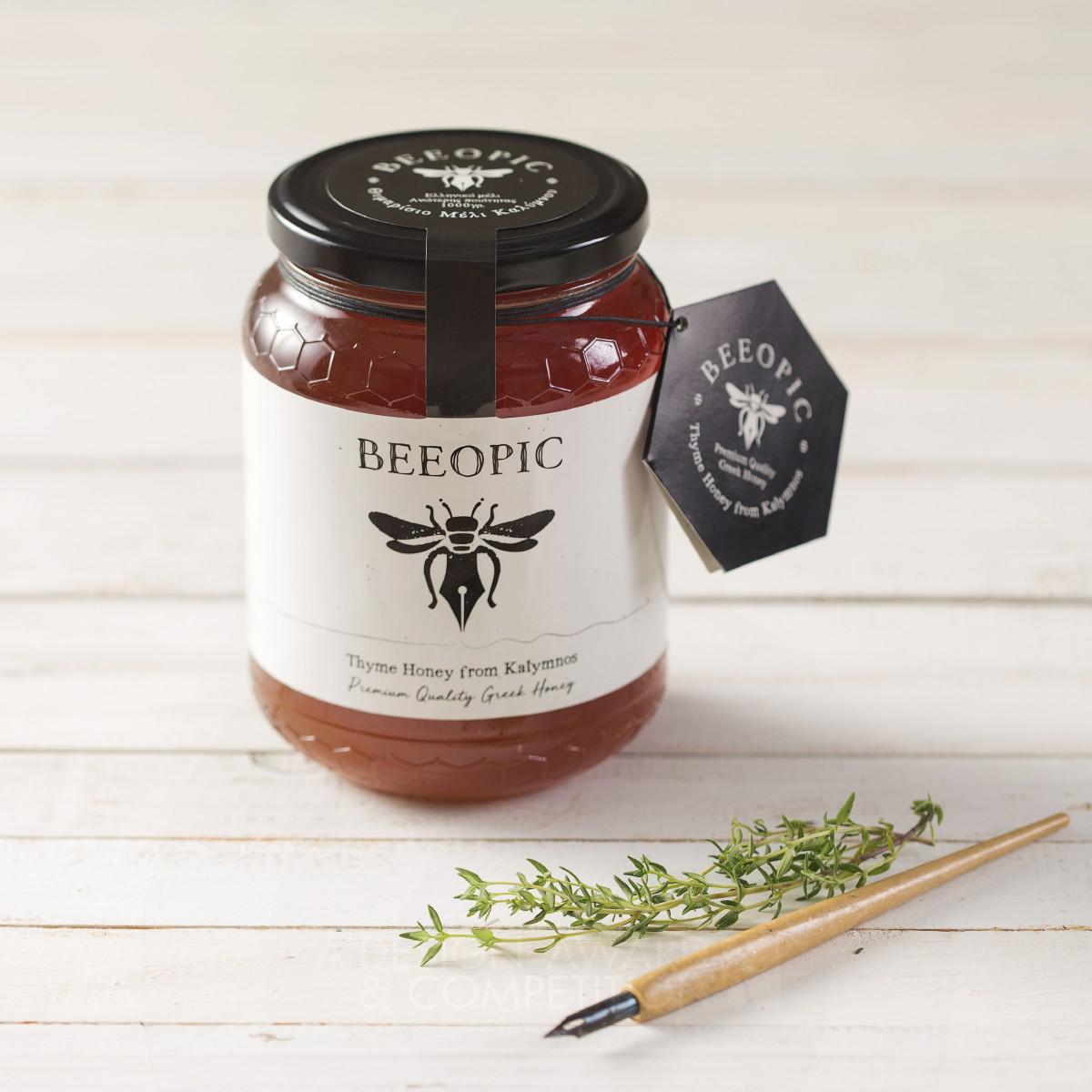 Beeopic Honey