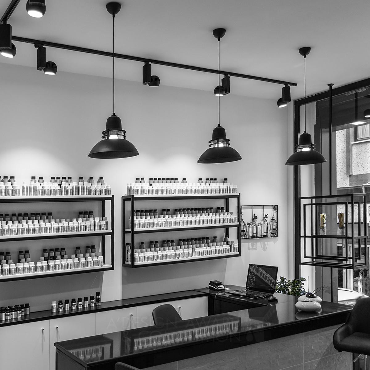 Aqua D'or Perfume Shop