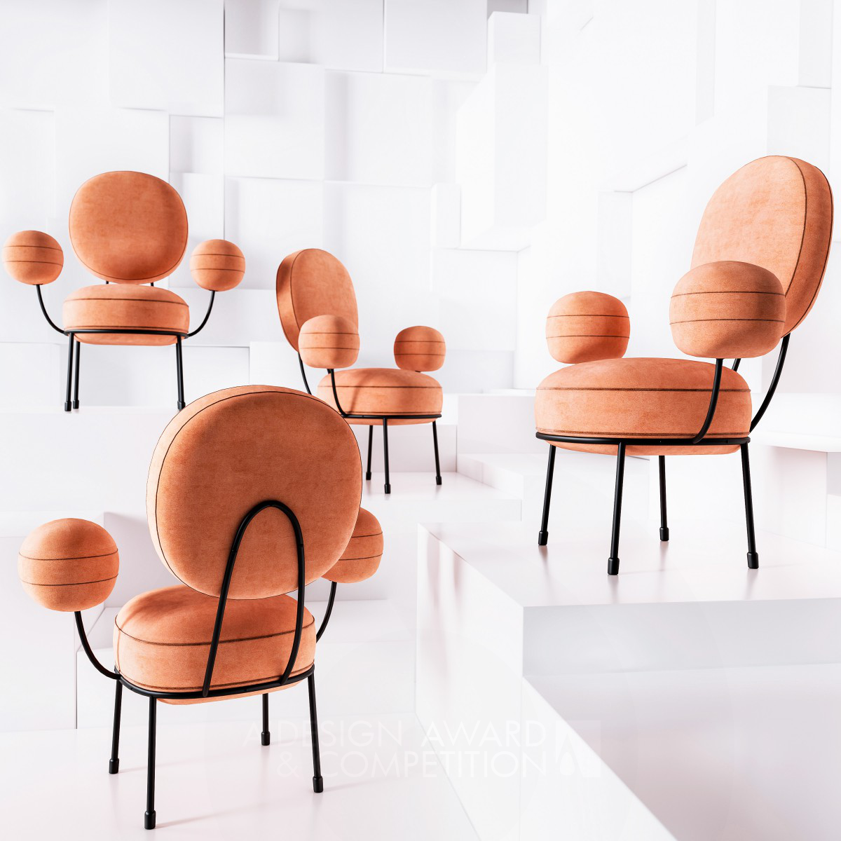 Lollipop Armchair