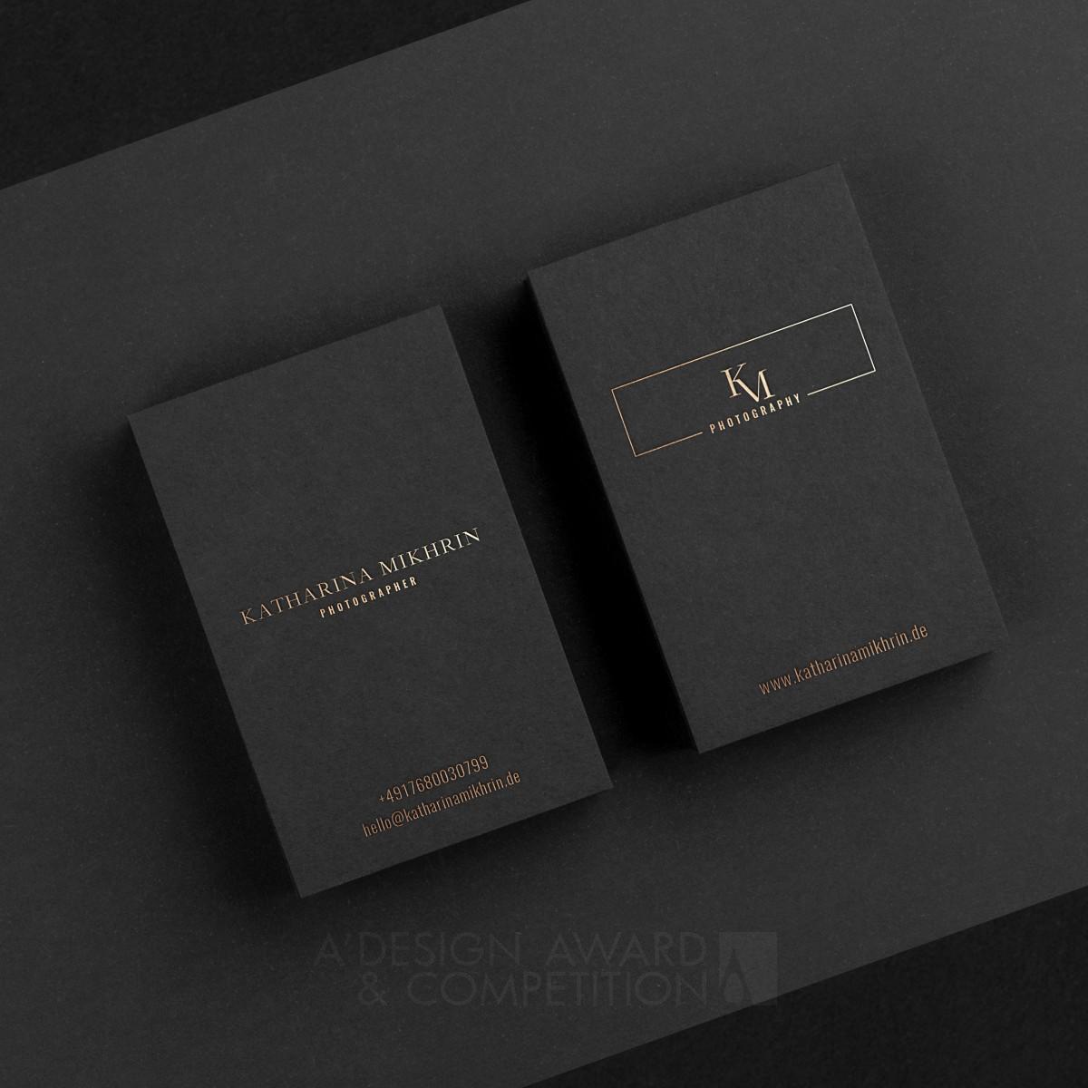 Katharina Mikhrin Photography Branding