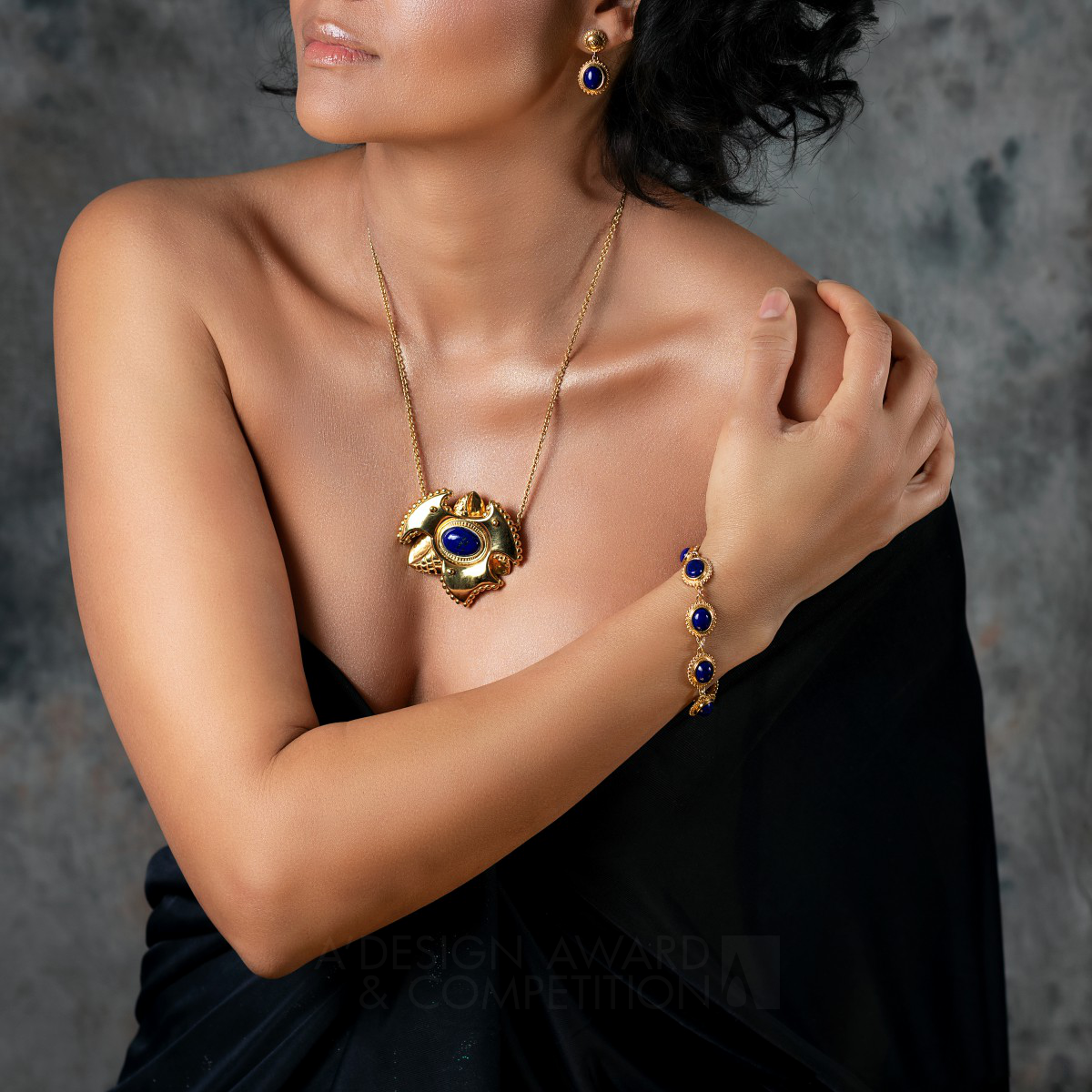 Merging Galaxies Jewelry Collection