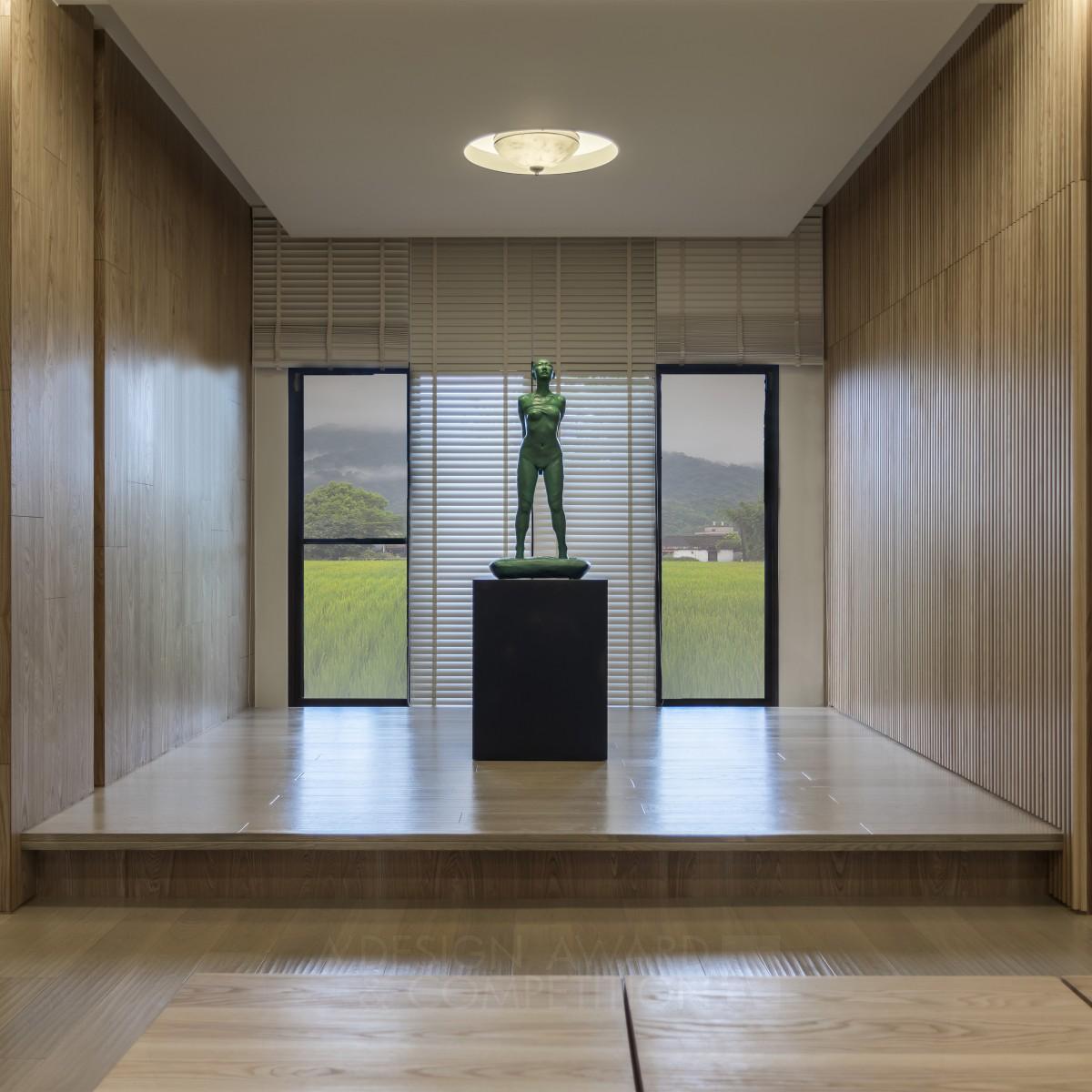 Peaceful Bliss Interior Design
