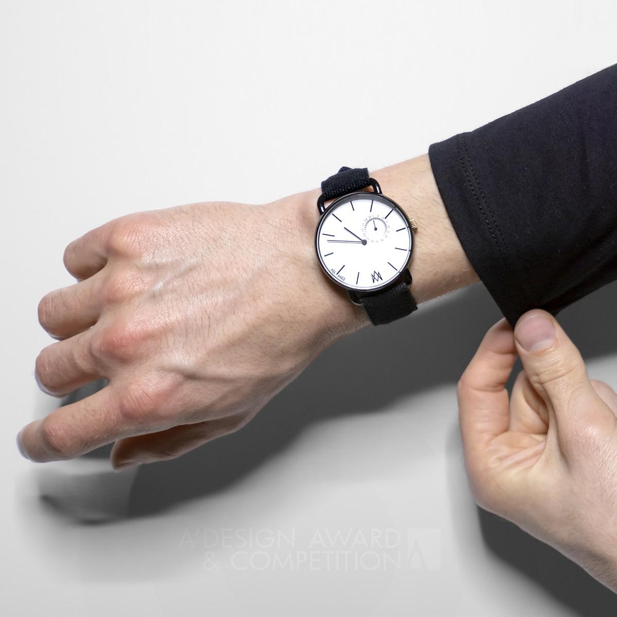 Bauhaus Wrist Watch