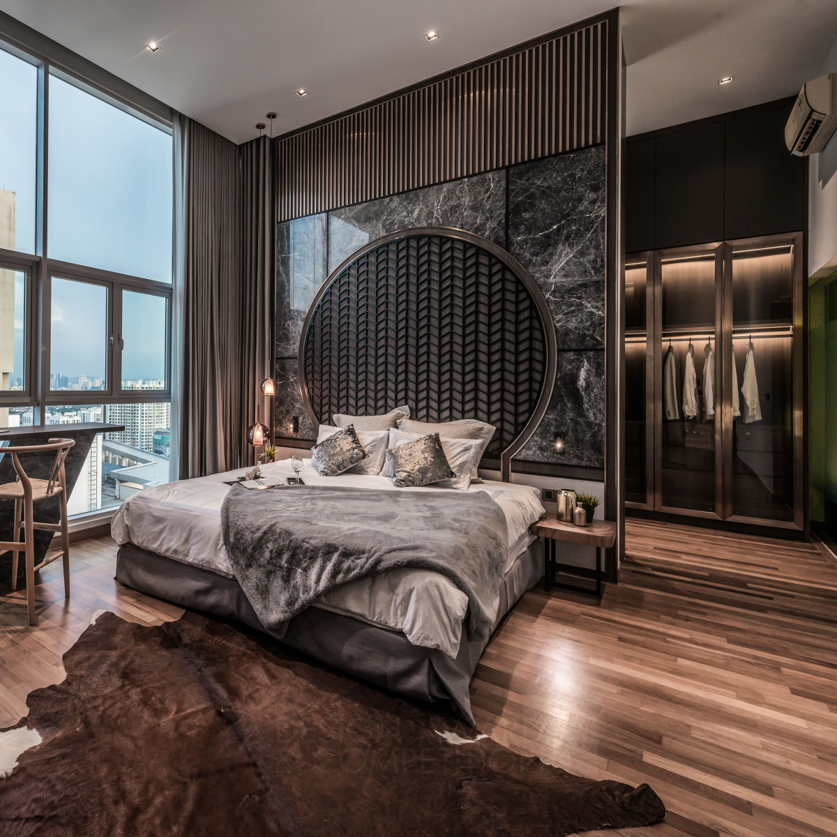 Opulent 30 Residential Penthouse