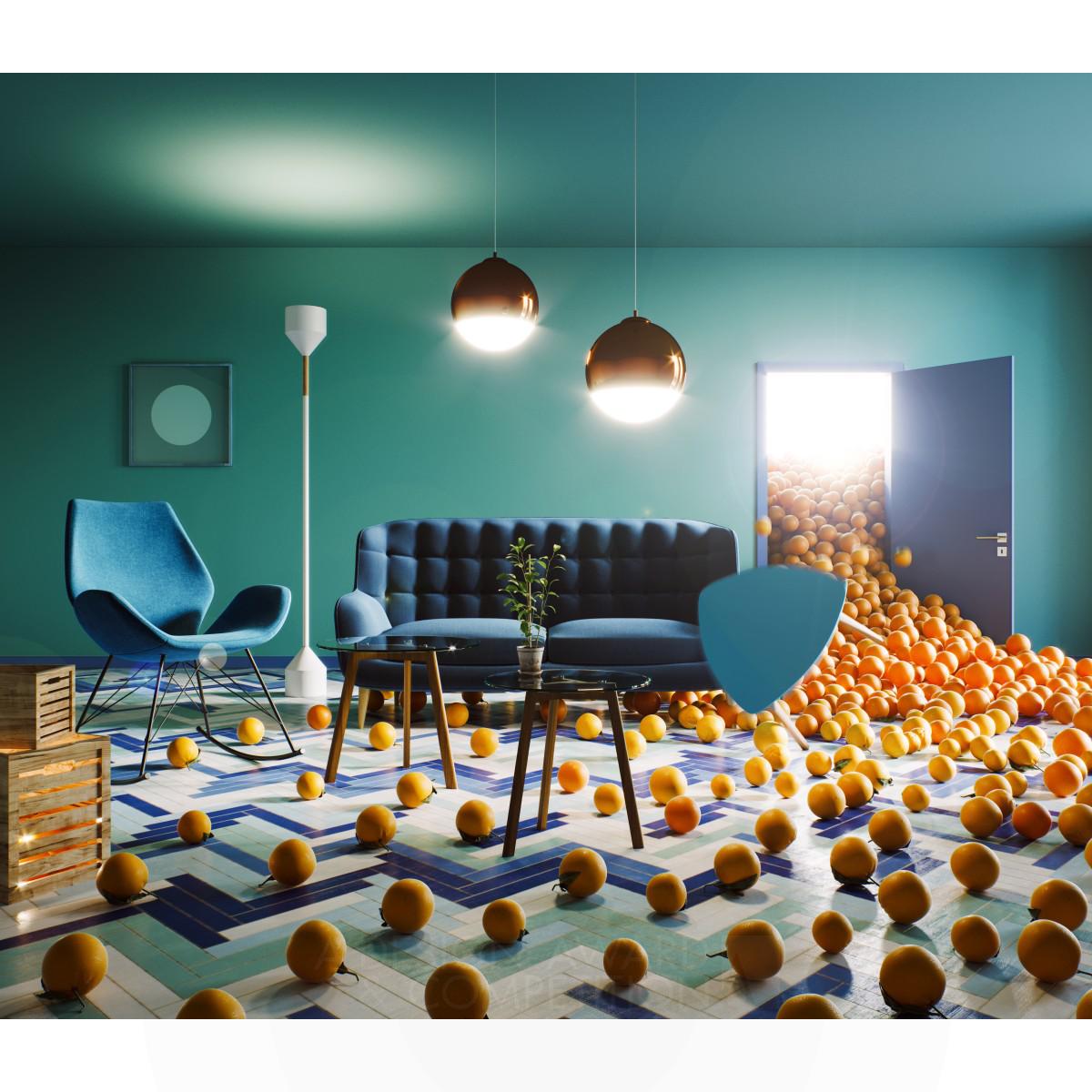 Orange Mood Digital Ad