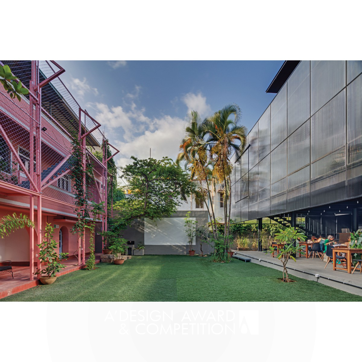 The Courtyard Recreational Space