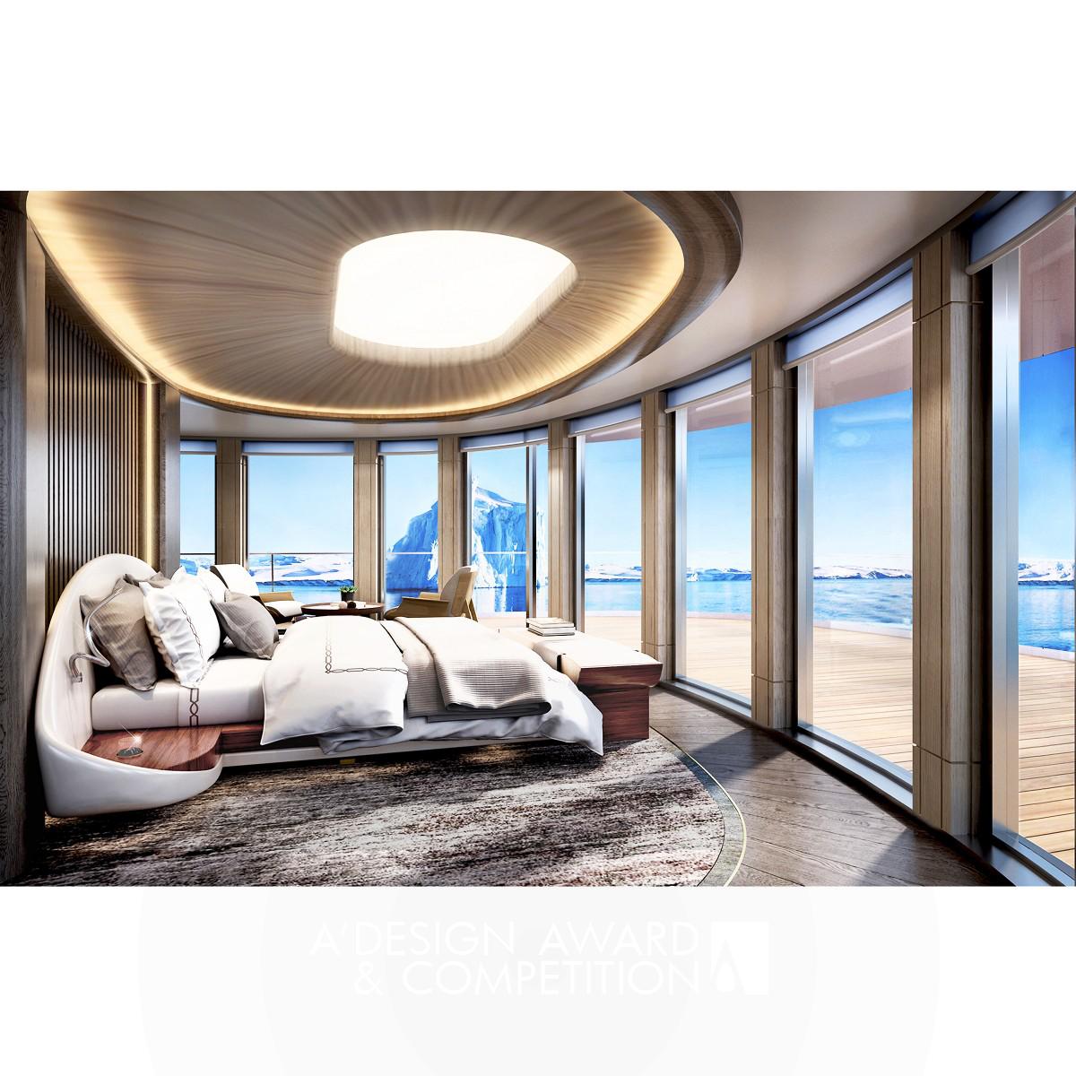 Sanbao Yacht Interior