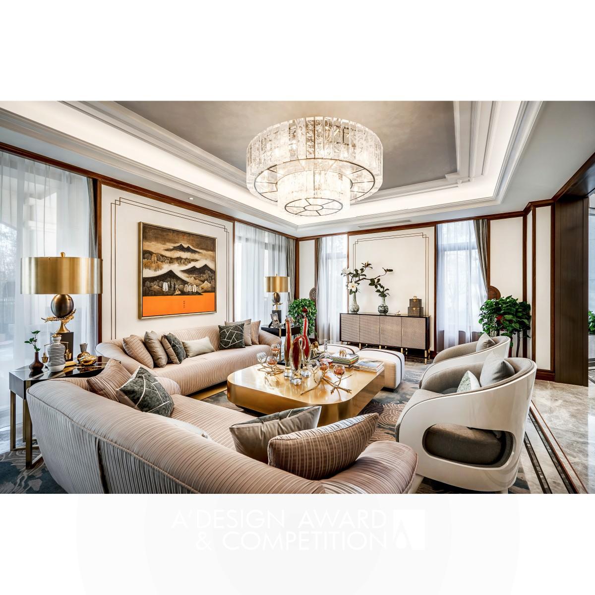 La Croyance Luxury Show Villa