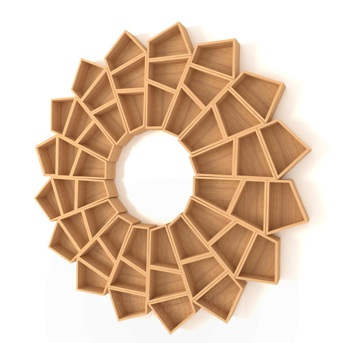 Modularis Multifunctional Shelf