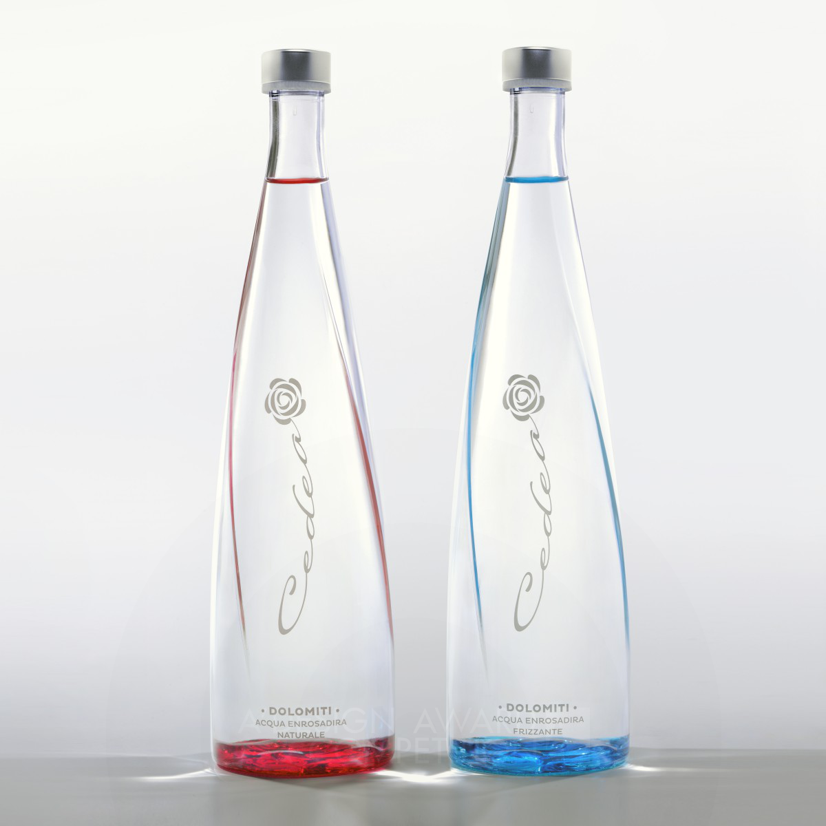 Cedea Glass Bottled Mineral Water