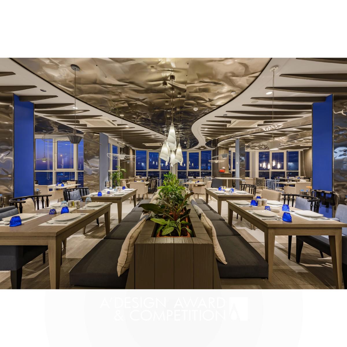 Na3Na3 Restaurant Interior