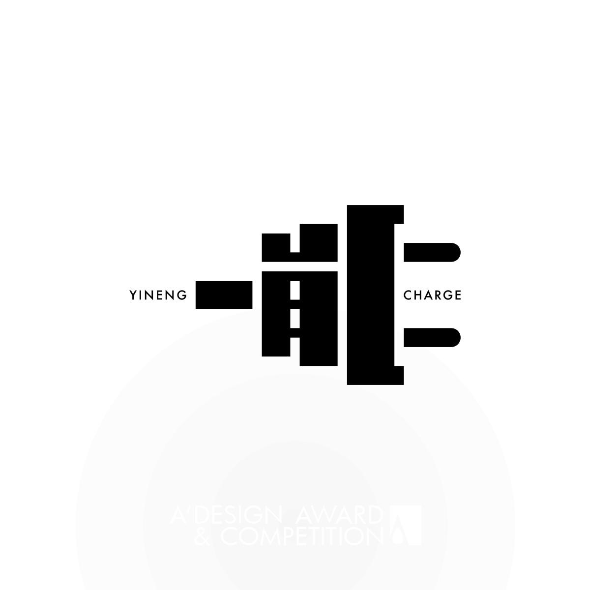 Yineng Charge Logo Corporate Visual Identity