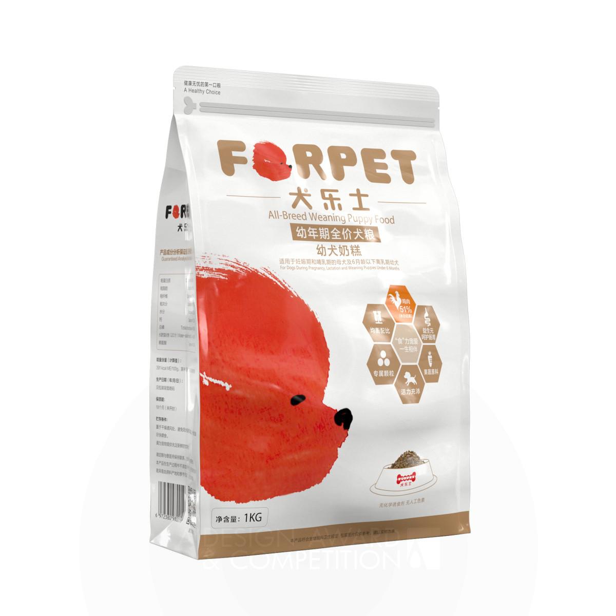 Forpet Dog Food Packaging