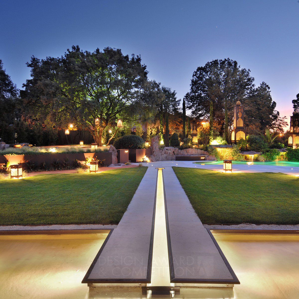 Ryad Private Garden
