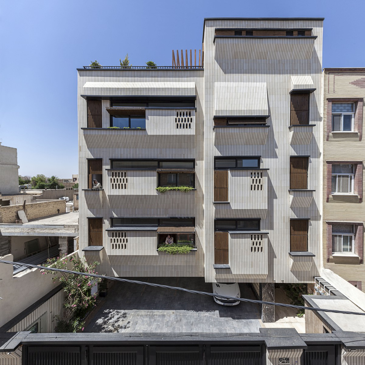 Rouzan Residential Building