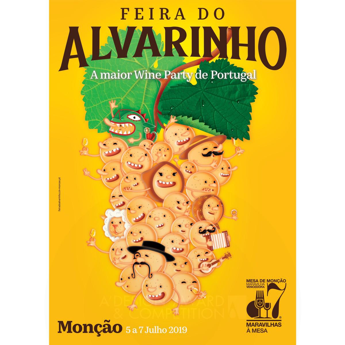 Feira do Alvarinho Advertising Campaign