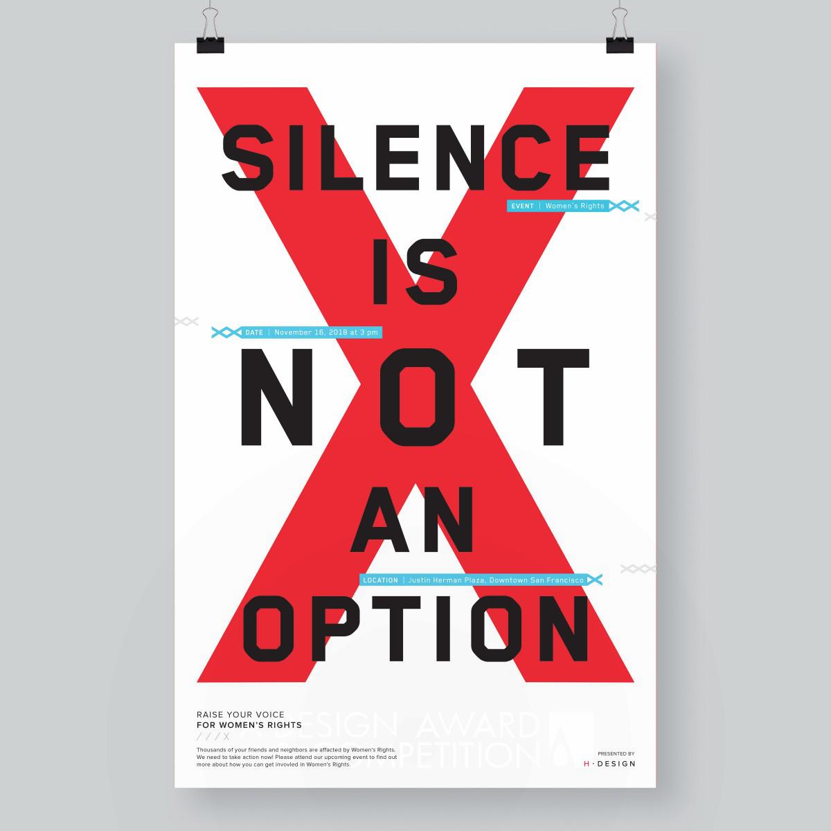 Option Poster Design