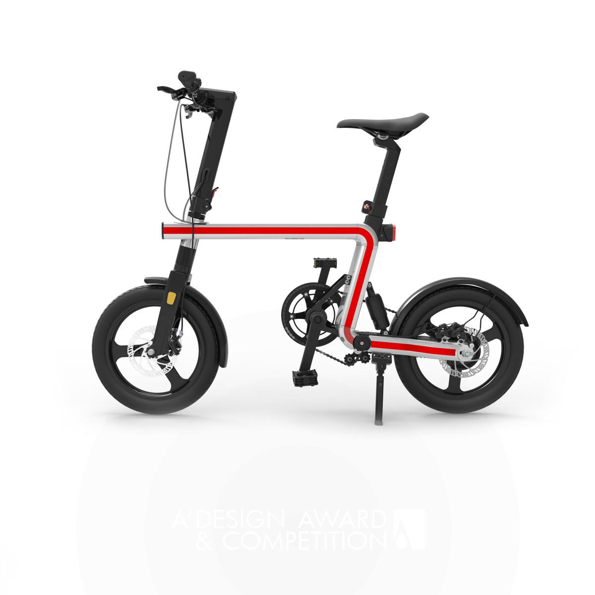 Ozoa Electric Bicycle