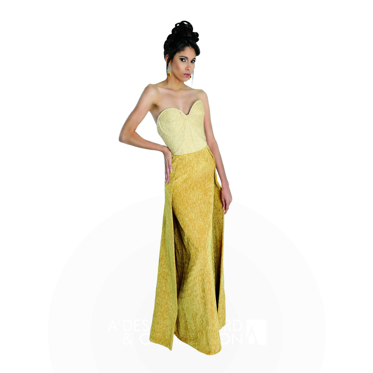 Camillet High Fashion Dress