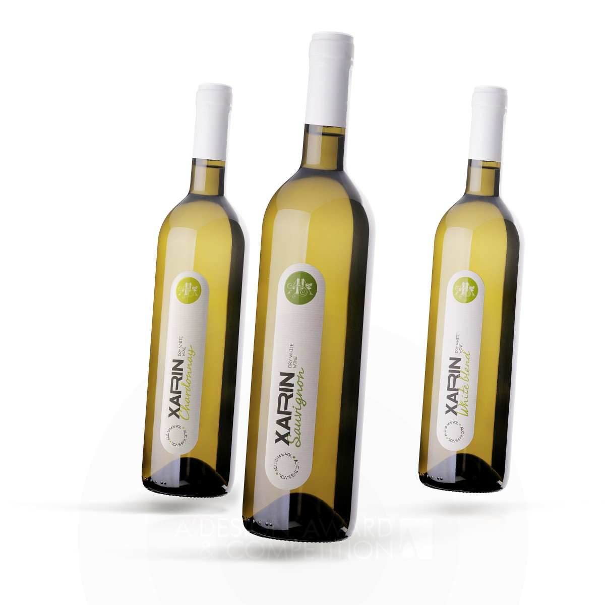 Xarin Series of Labels for the Farm Wines
