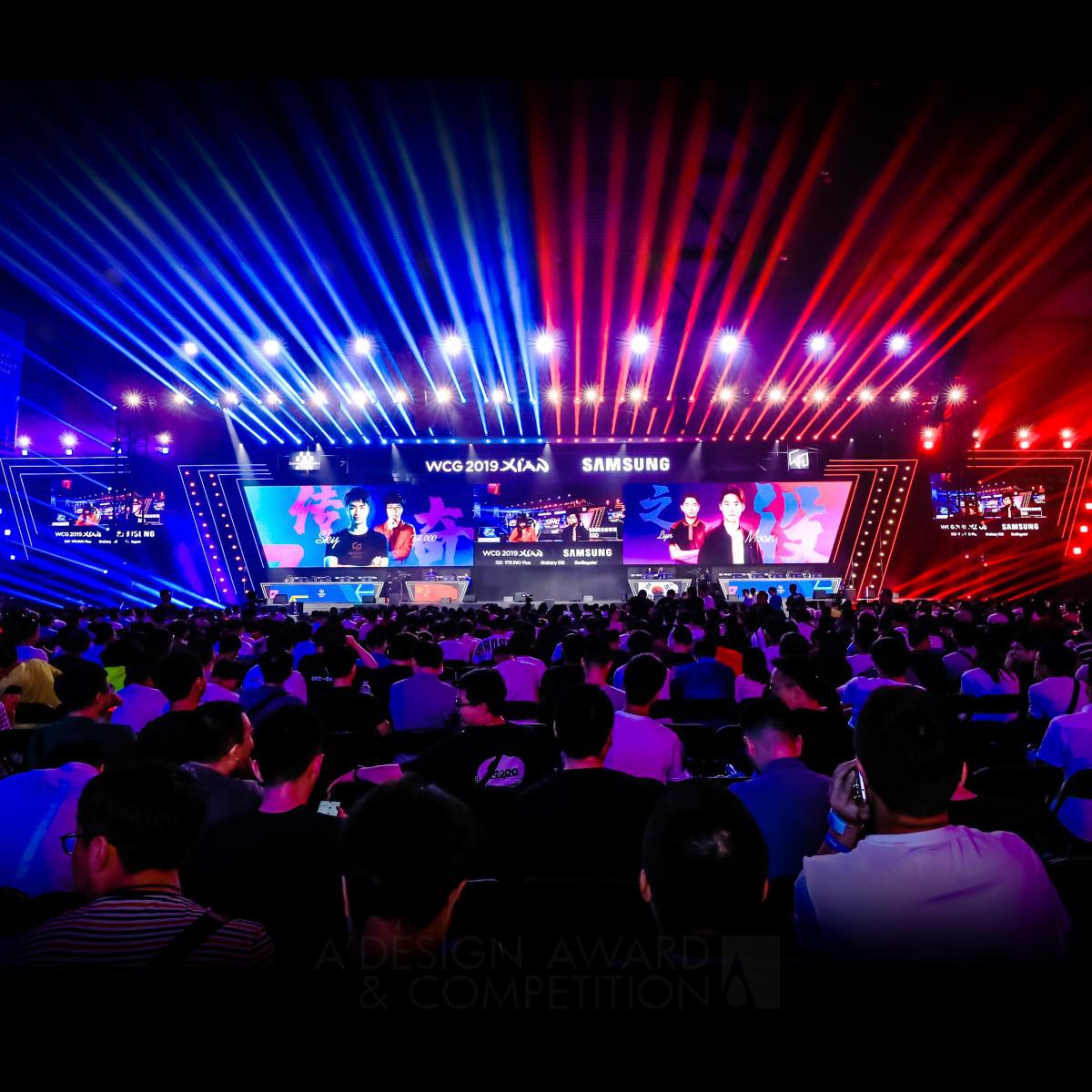 World Cyber Games 2019 Xi'an Global eSports Festival