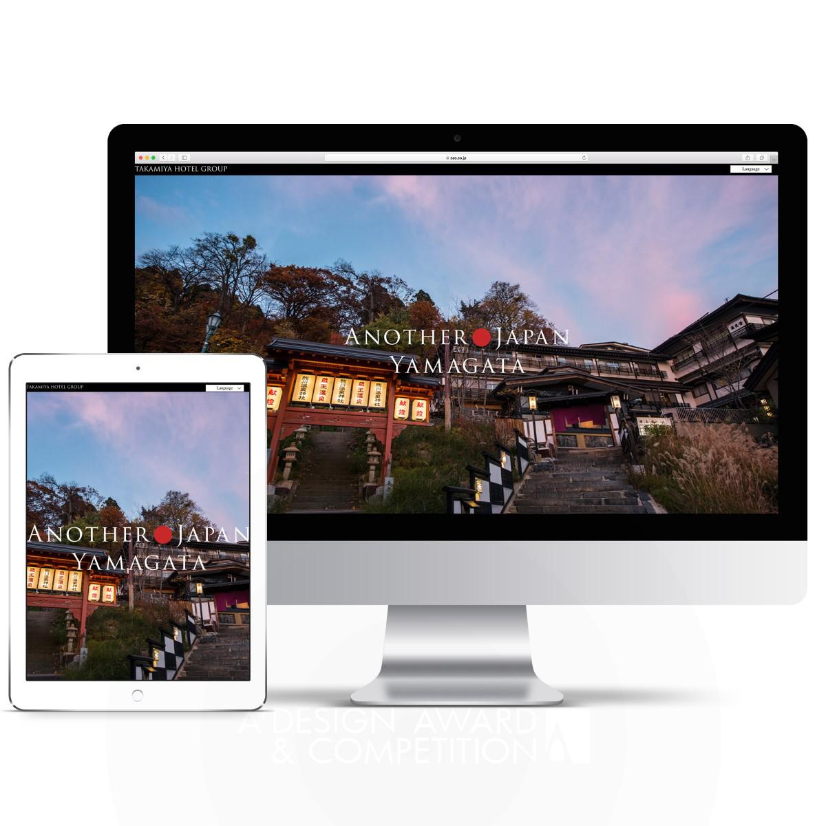 Another Japan Yamagata Website