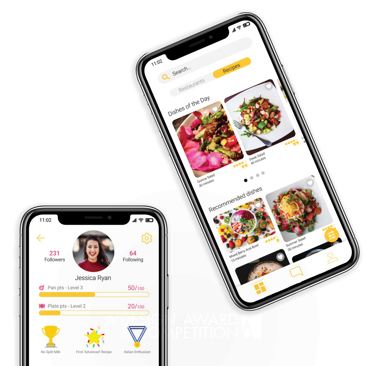 Crave  Mobile Application
