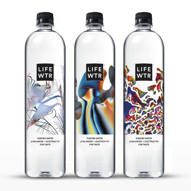 Lifewtr Series 7: Art through Technology