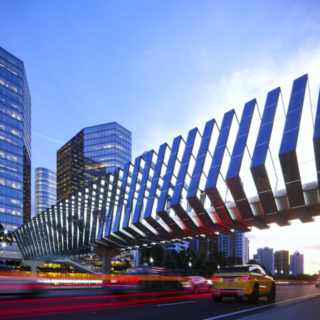 Solar Skywalks