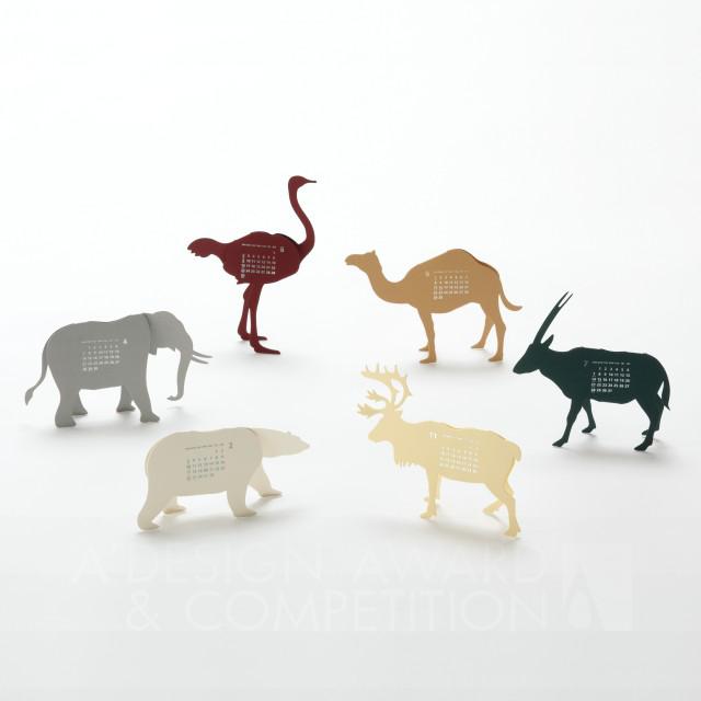 """calendar 2013 """"Safari"""" Kalendala"""
