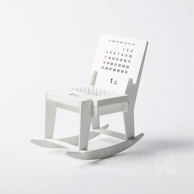 "calendar 2013 ""Rocking Chair"" Kalendaro"