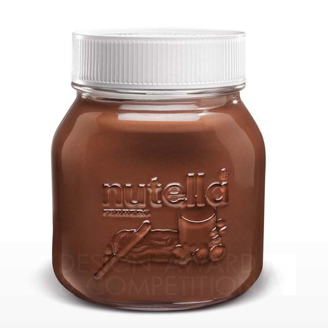 Embossed Nutella