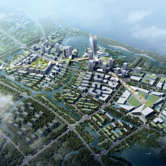 Lougang City