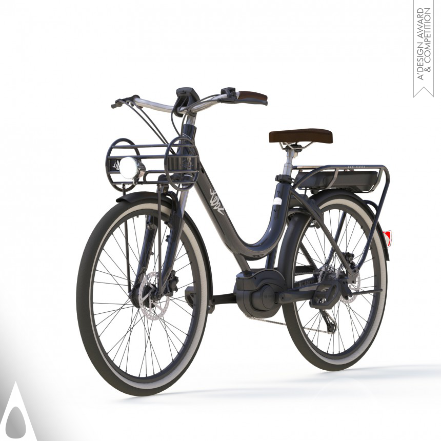 Brian Hoehl Electric Bicycle