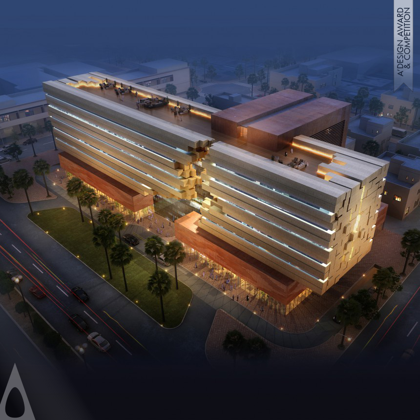 MZ Architects Park Inn - Riyadh