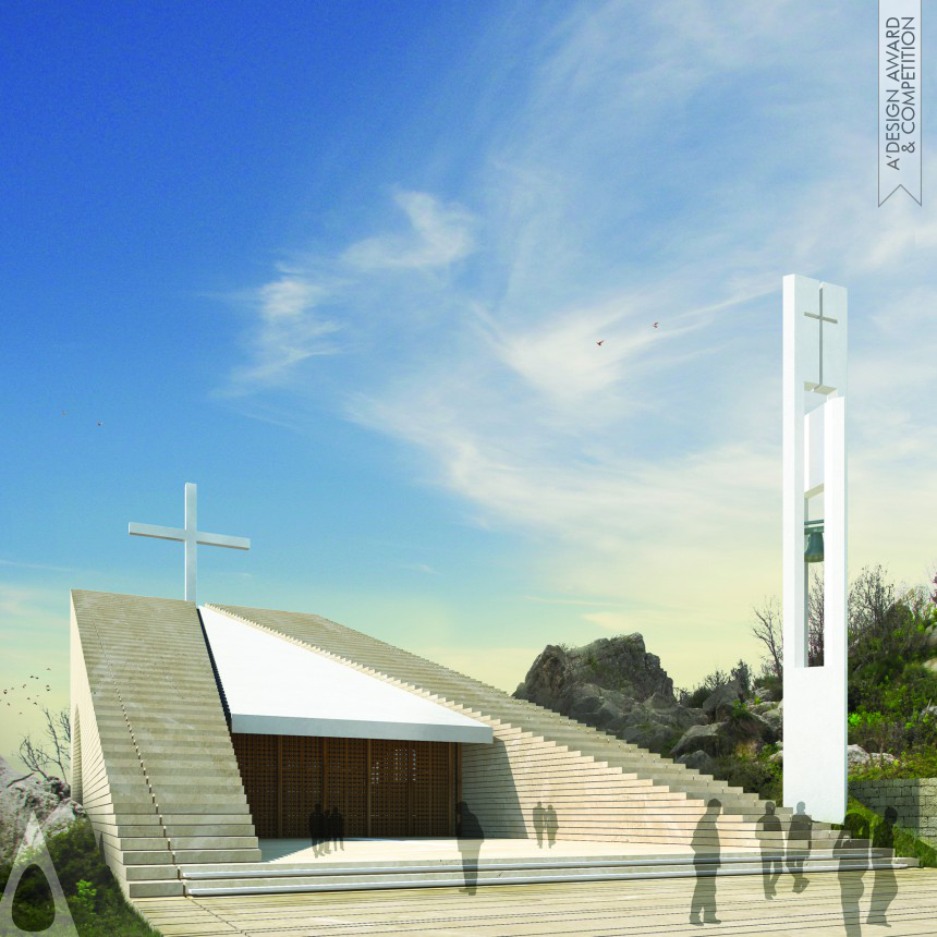 MZ Architects Our Lady of the Rosary - Hrajel
