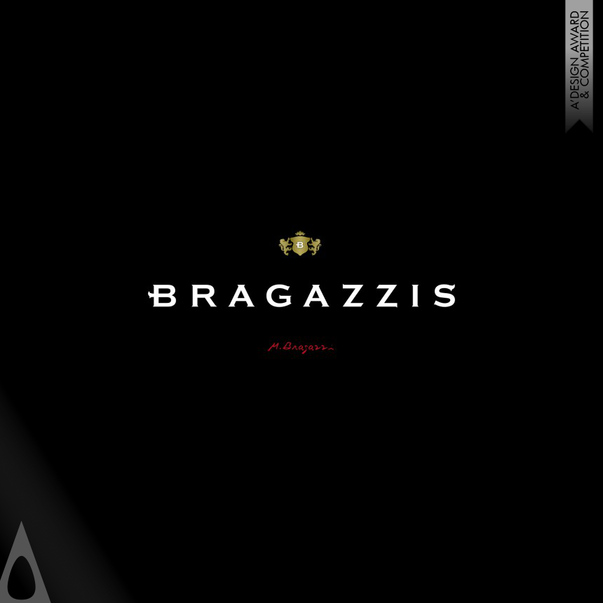 Packlab Bragazzis Olive Oil and Vinegar