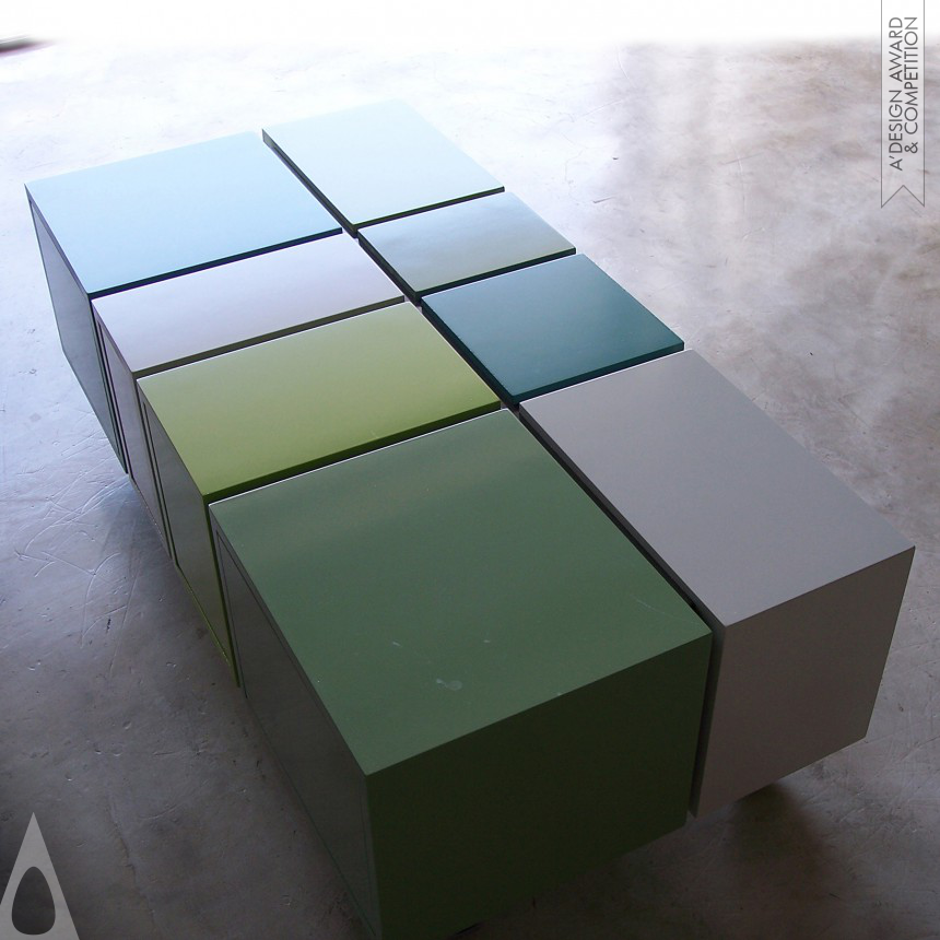 Anna Moraitou Coffee Table
